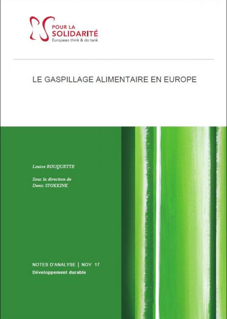 gaspillage, alimentaire