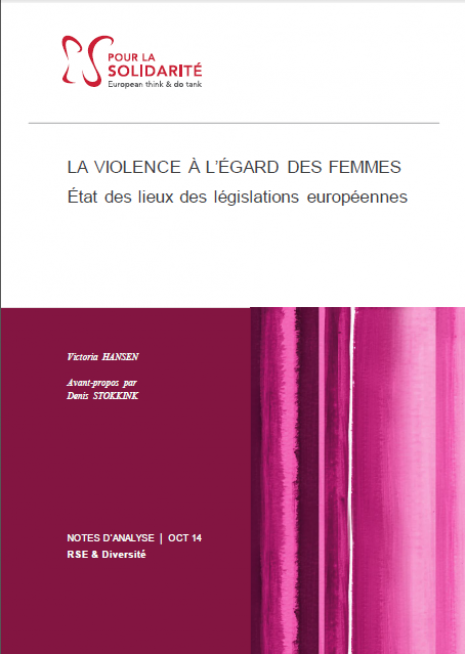 capture couverture violence femmes europe