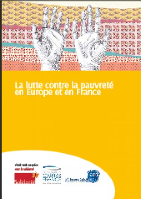 image couverture lutte contre pauvreté en France et en Europe