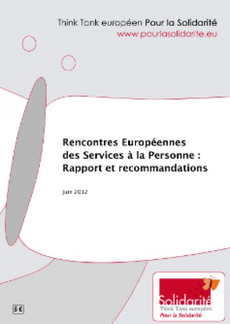 image couverture rencontres européens des SAP