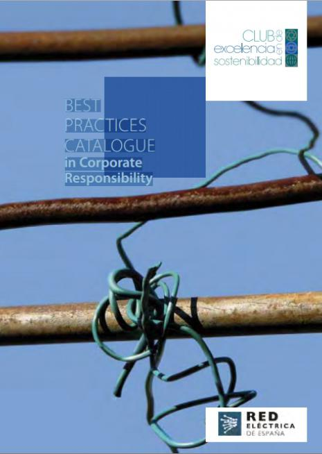 BEST PRACTICES CATALOGUE in Corporate Responsibility - Cover
