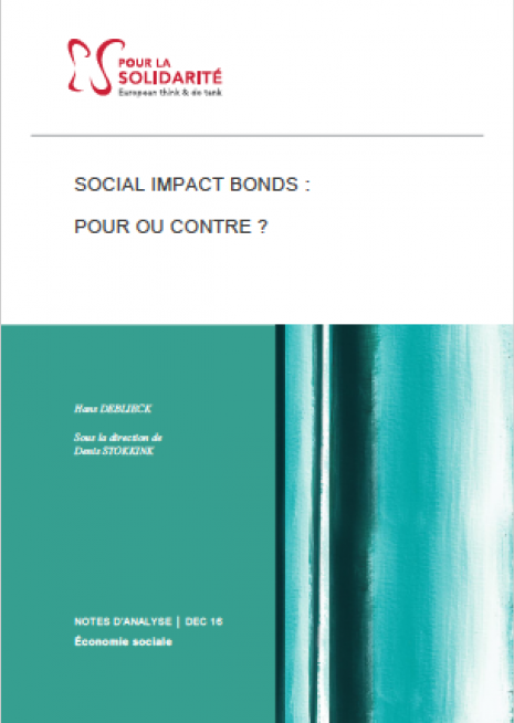Cover NA SOCIAL IMPACT BONDS